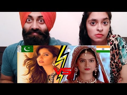 Indians on Why Pakistan's Dramas are BETTER than India? | PunjabiReel TV