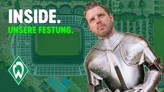 Festung Weser-Stadion und Ludwig Augustinsson lernt Deutsch | WERDER.TV Inside vor RB Leipzig
