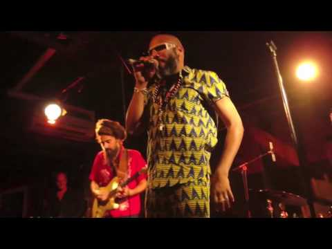 Anthony Joseph - Caribbean Roots - Live at New Morning, Paris, 15.09.16