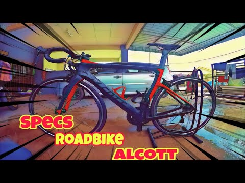 Specs Roadbike Alcott Zagato Lite