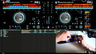 HERCULES DJ COMPACT - LIVE DEMO PERFORMANCE