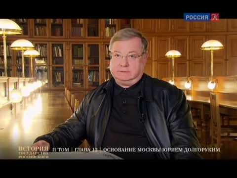 Культура. Сергей Степашин в программе «Карамзин — 250″