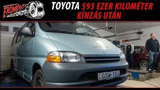 Totalcar Erőmérő: Toyota 595 ezer kilométer kínzás után [ENG SUB]