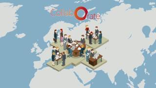 collaborate- video animation by Pulit