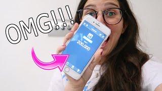 LLEGAMOS A LOS 200K! 😭 No me lo creo - Steph T Vlogs