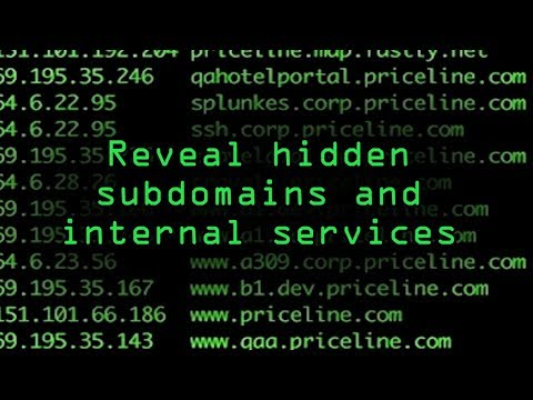 How To: Uncover Hidden Subdomains to Reveal Internal Services with CT-Exposer