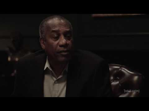 Joe Morton Dinner in America
