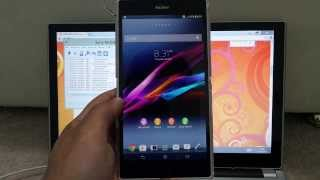 How To Go Back To Stock Firmware On Sony Xperia Z1, Z Ultra, Z & All Xperia Devices