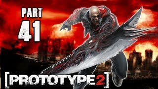 Prototype 2 Walkthrough - Part 41 Last Resort  PS3 XBOX PC (P2 Gameplay / Commentary)