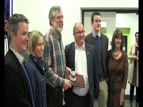 Slógadh Shinn Féin - Fás agus Forbairt na Gaeilge