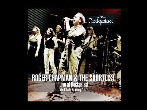 Roger Chapman & Shortlist interview remembering Rockpalast shows