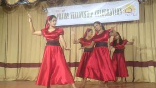 Christian Dance - Sarva Srishtikkum Yejamaanan (Tamil)