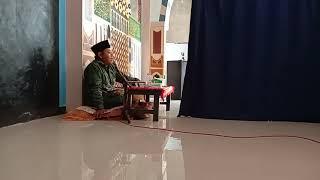 Buya Hanafi ngaji diPondok Pesantren Darul Mansyur jombang Jawa Timur