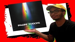 DAT NEW IMAGINE DRAGONS DOE (Evolve Reaction/Review)