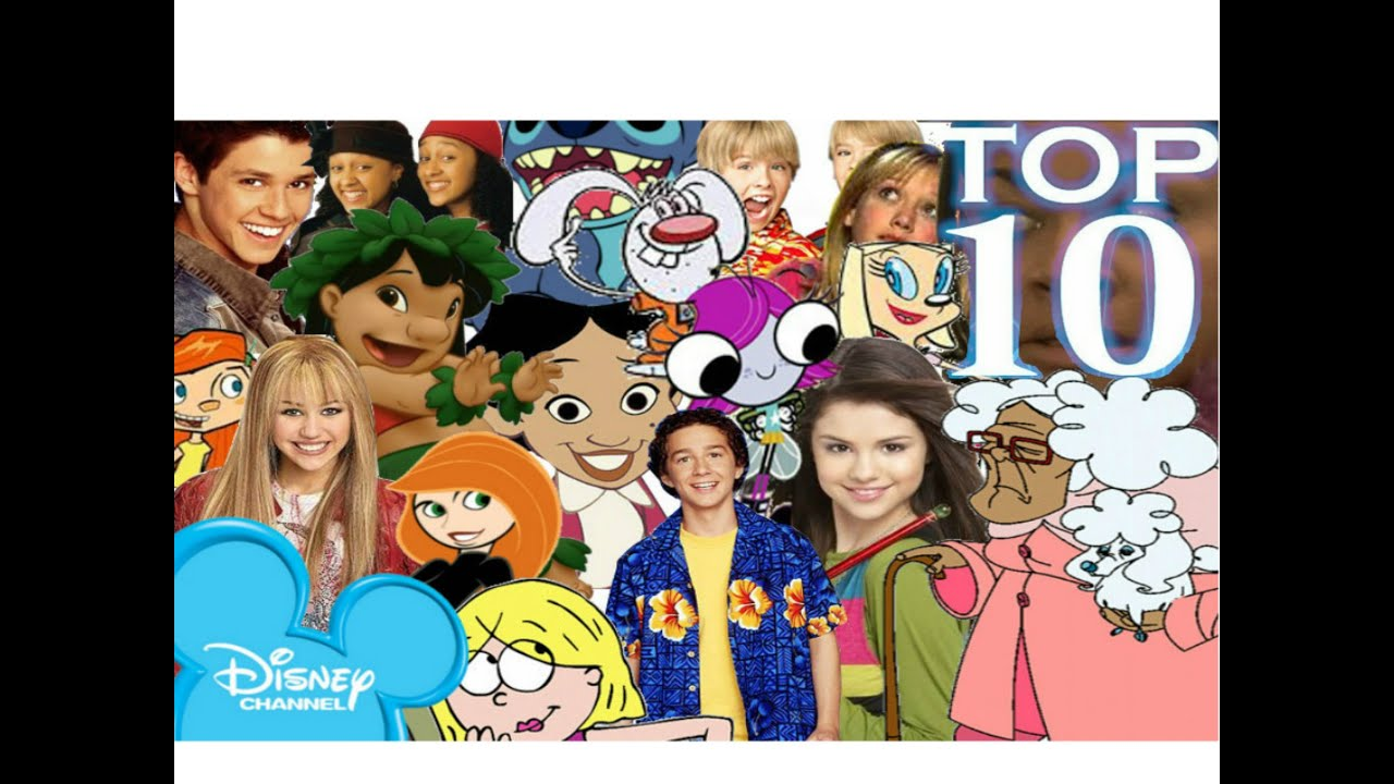Top 10 BEST Disney Channel Shows