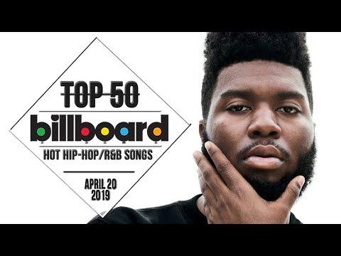 Top 50 • US Hip-Hop/R&B Songs • April 20, 2019   Billboard-Charts