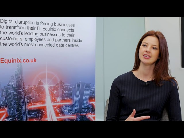 Finextra interviews Equinix: Interconnection and data at the edge