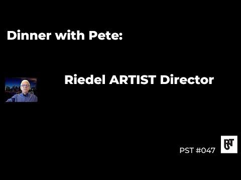 Riedel ARTIST Director - PST #047