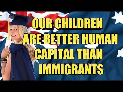 AUSTRALIA'S HUMAN CAPITAL EPIDEMIC!! - THE NEGLECT OF AUSTRALIAN CHILDREN!!!