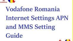 Vodafone Romania Apn Internet setari and MMS Settings