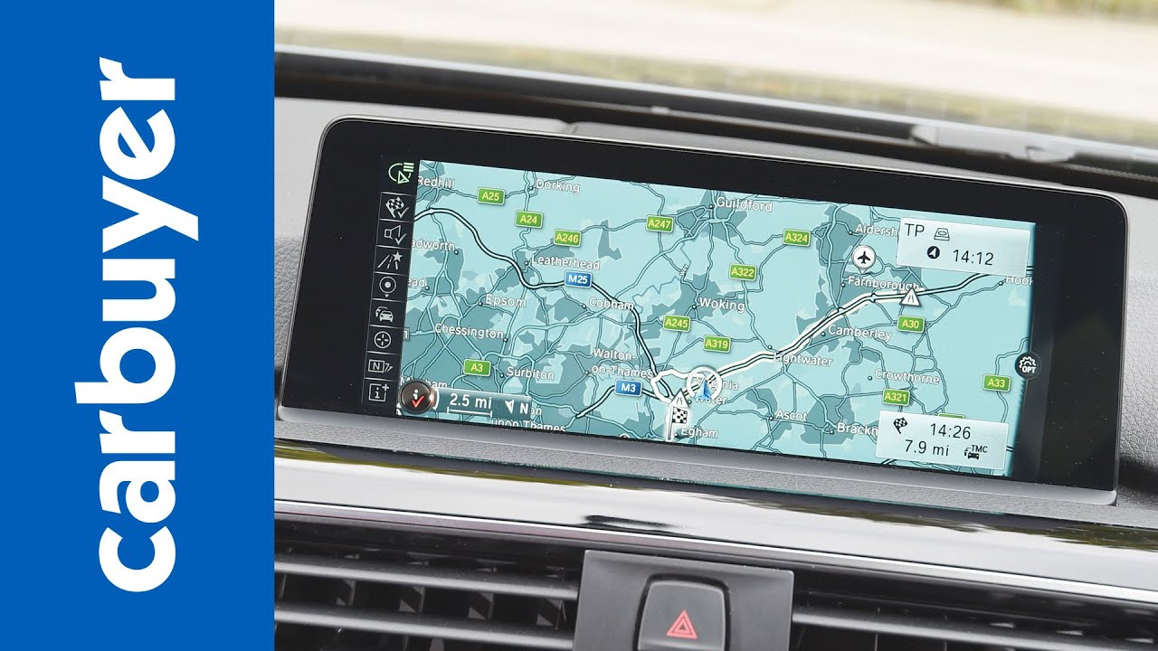 Bmw Idrive Review In Car Tech Supertest