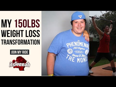 My 150LBS Weight loss transformation DDP YOGA