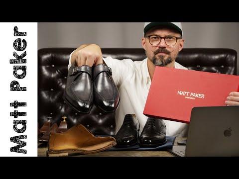 Matt Paker монки и броги/ ОБУВЬ ручной работы ?