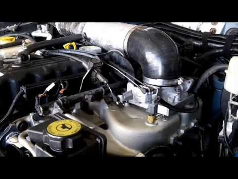 Installing Upgraded Intake Manifold and Pacesetter header on
