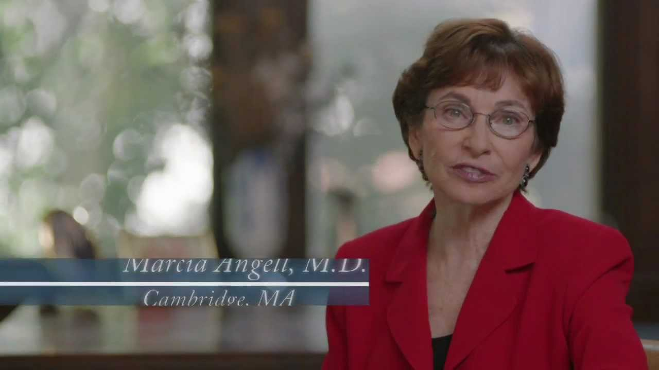 Dr. Marcia Angell on Question 2: Death with Dignity in ...