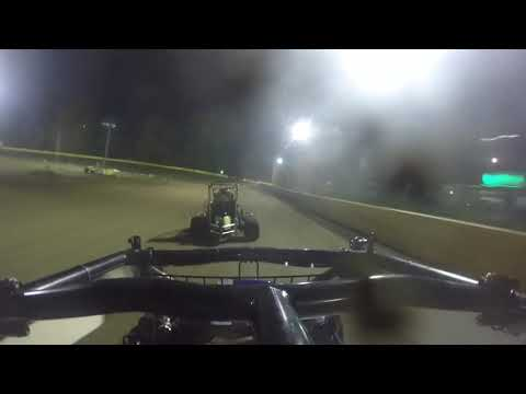 Hamlin Speedway - Rookie 600's Feature 9-15-18