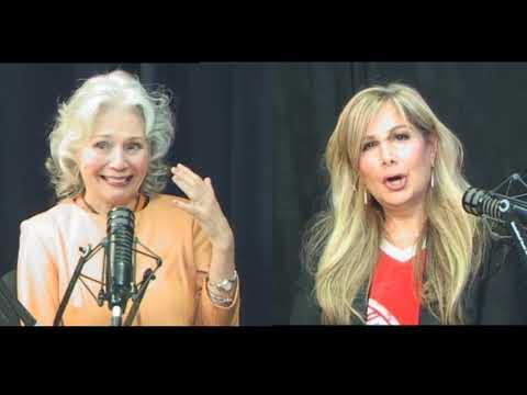 Deborah Kobylt LIVE: Kathryn Leigh Scott & Dale Godboldo