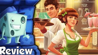 Campus Café Review - with Tom Vasel