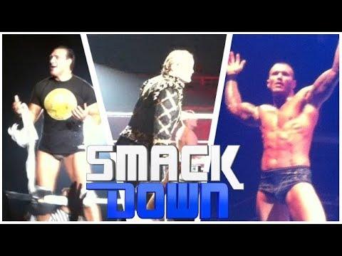 WWE LIVE | GENEVE 2012