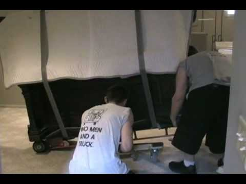 How To Move An Upright Piano Doovi