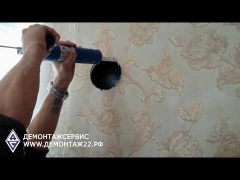 Монтаж простой и эффективной вентиляции в частный дом.
