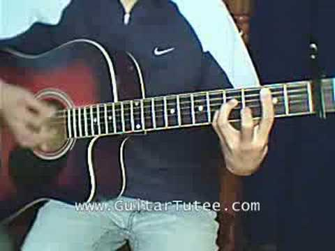Crush (of David Archuleta, by www.GuitarTutee.com)