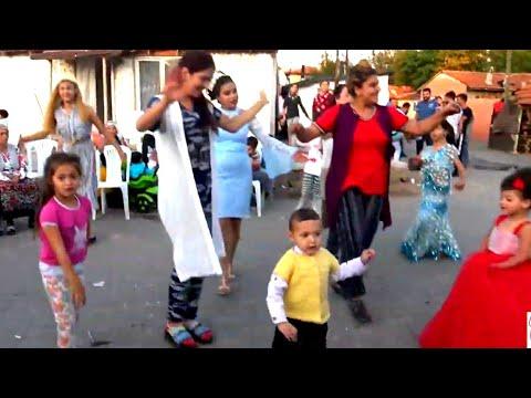 Roman Düğünü Kırklareli 2020 çocuk Roman Havası Oynuyor