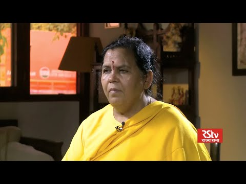 Tarkash with Uma Bharti