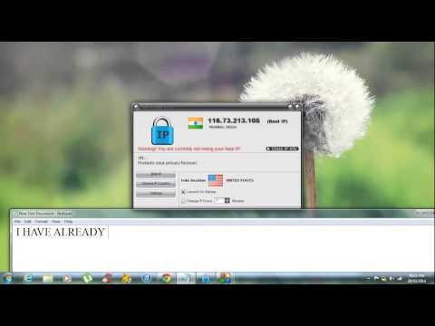 BOUNCE IP ADDRESS& HIDE IP ADDRESS