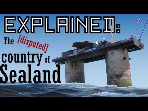 Explained: The Principality of Sealand