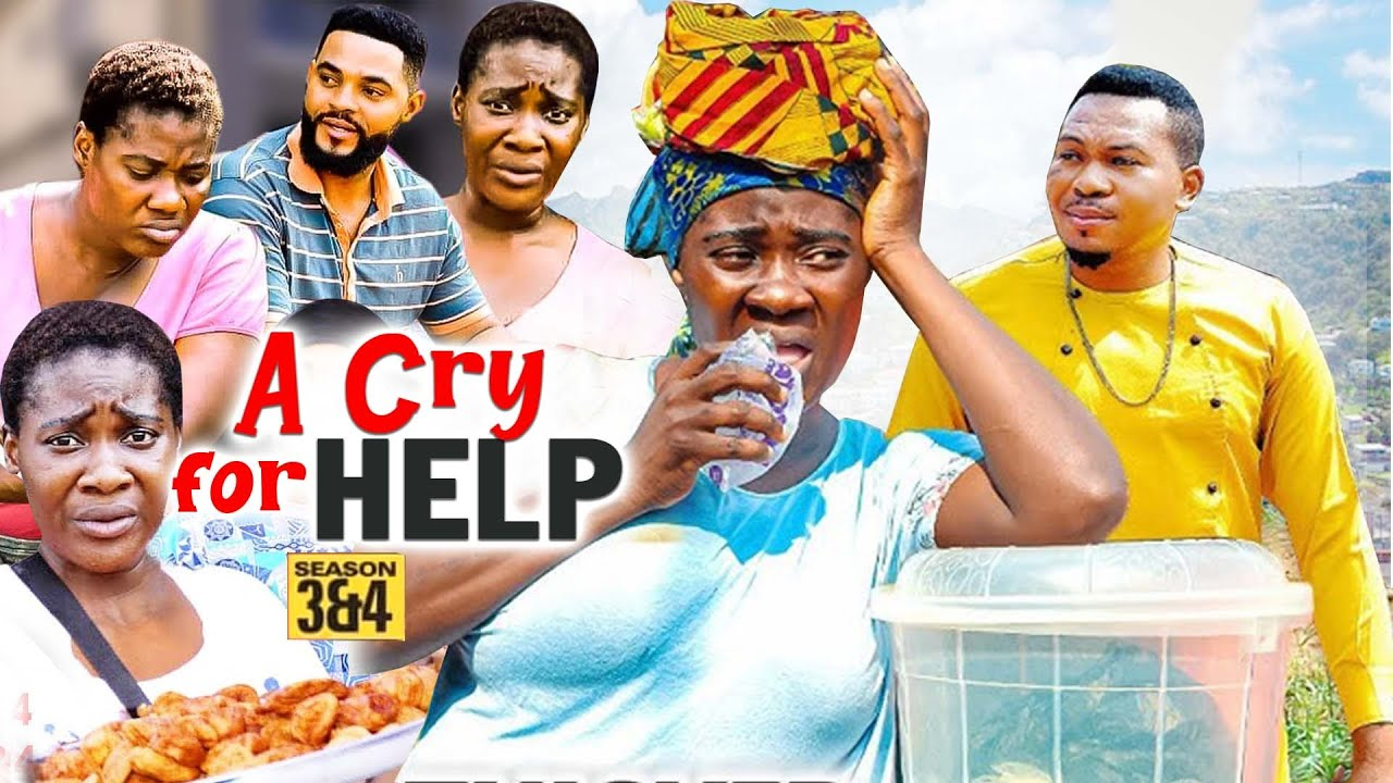 Download A CRY FOR HELP Complete 3&4 (New Movie) Mercy Johnson movies 2021   LATEST NIGERIAN FULL MOVIE