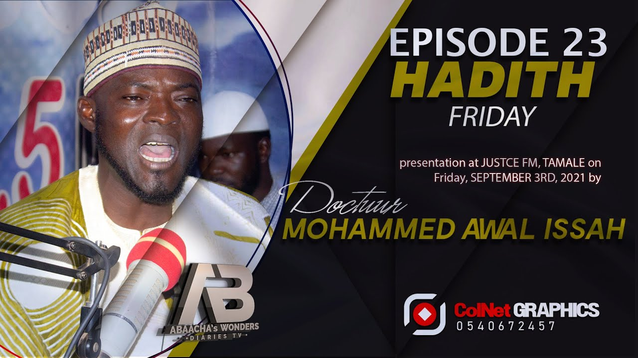 Download HADITH FRIDAY EP 23 - [Doctuur Awal] || Abaacha Wonders Diaries || Official