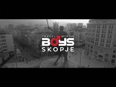 Skopje / Macedonia - Travel With The Boys