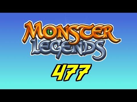 "Monster Legends - 477 - ""A Quick Correction"""
