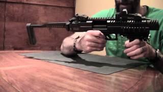 KPOS Gen 2 Glock 19 SBR conversion review