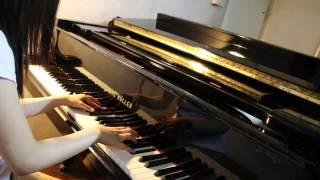 蘇打綠 說了再見以後 鋼琴版 Cover by Melody
