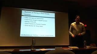 Austin Investment Seminar - Cash Flow City - Kenn Renner - 512-423-5626 (Recorded 10-6-12)
