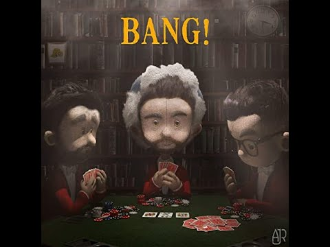 AJR | Bang! | With Audio Visualizer