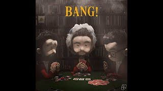AJR - Bang! | With Audio Visualizer