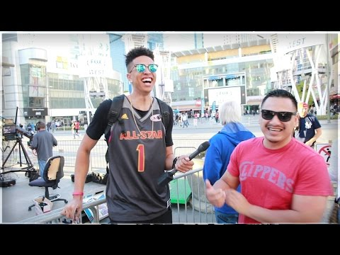 TROLLING NBA FANS IN PUBLIC!